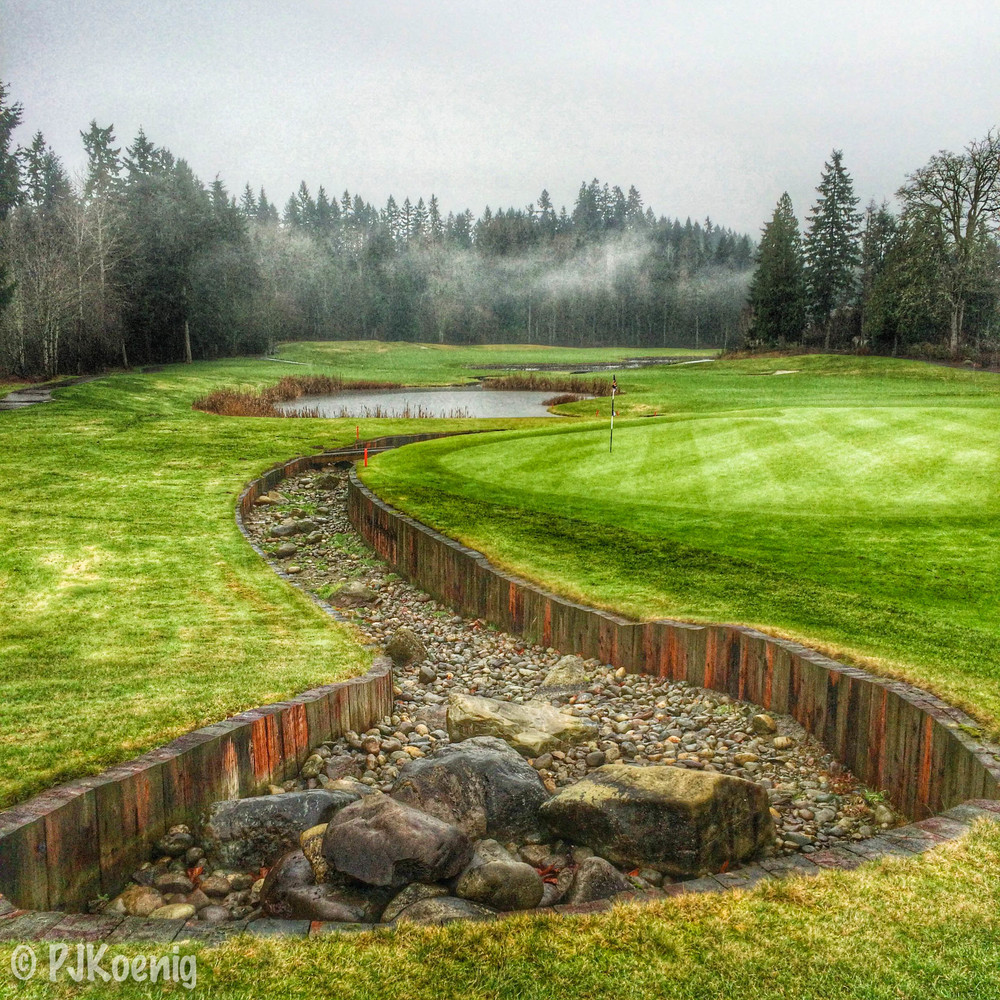 Washington National Golf Club - Auburn, WA
