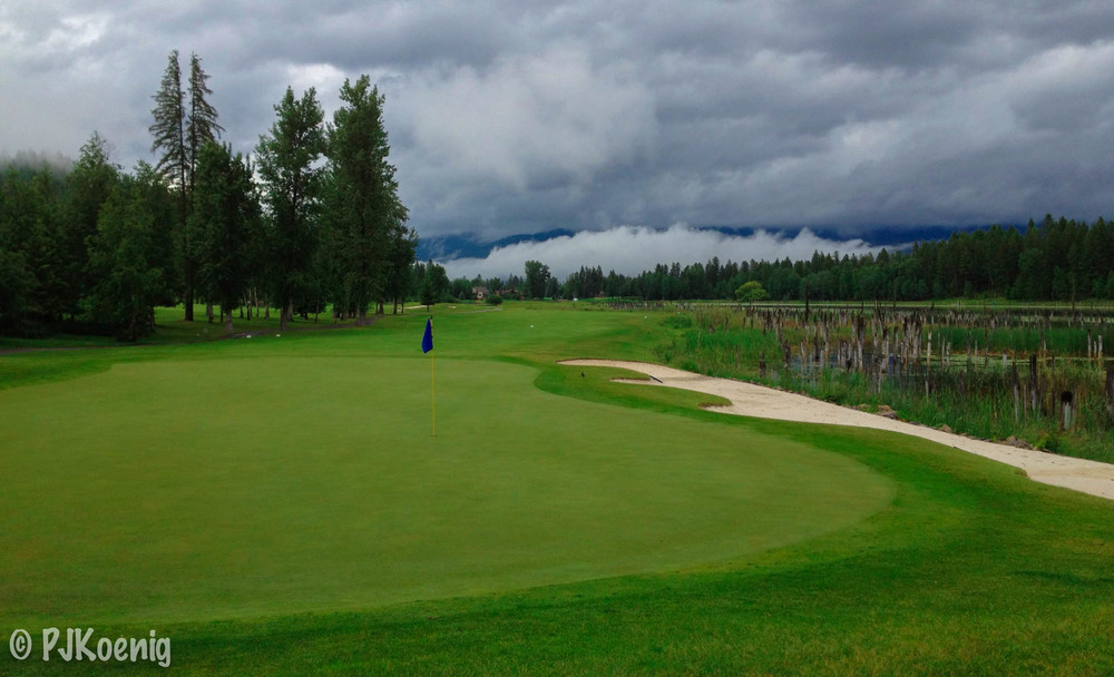 Whitefish Lake Golf Club - Whitefish, MT