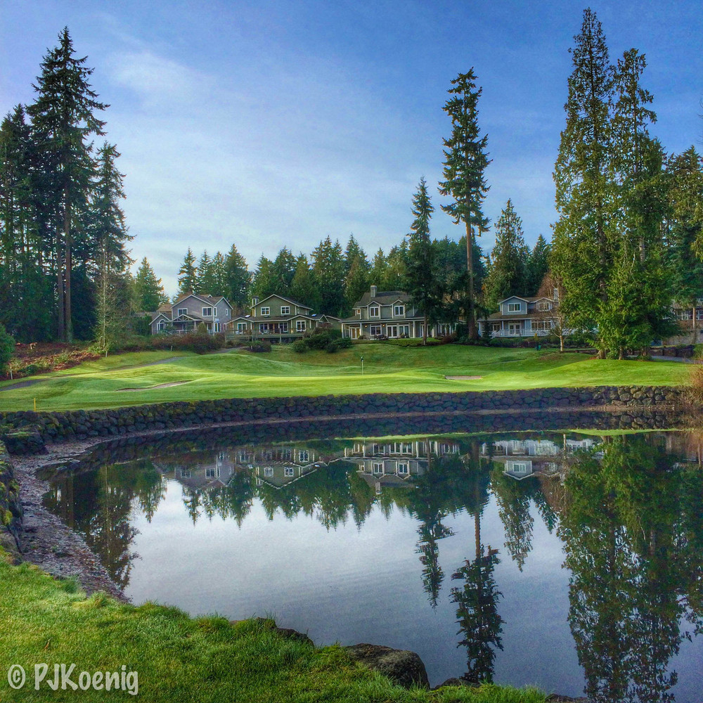 Wing Point Golf and Country Club - Bainbridge Island, WA