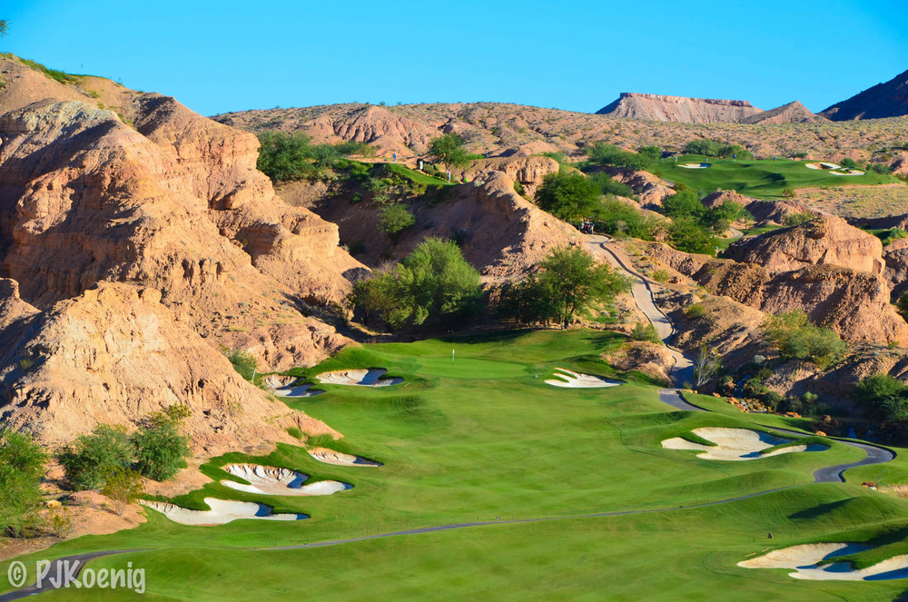 Wolf Creek Golf Club - Mesquite, NV