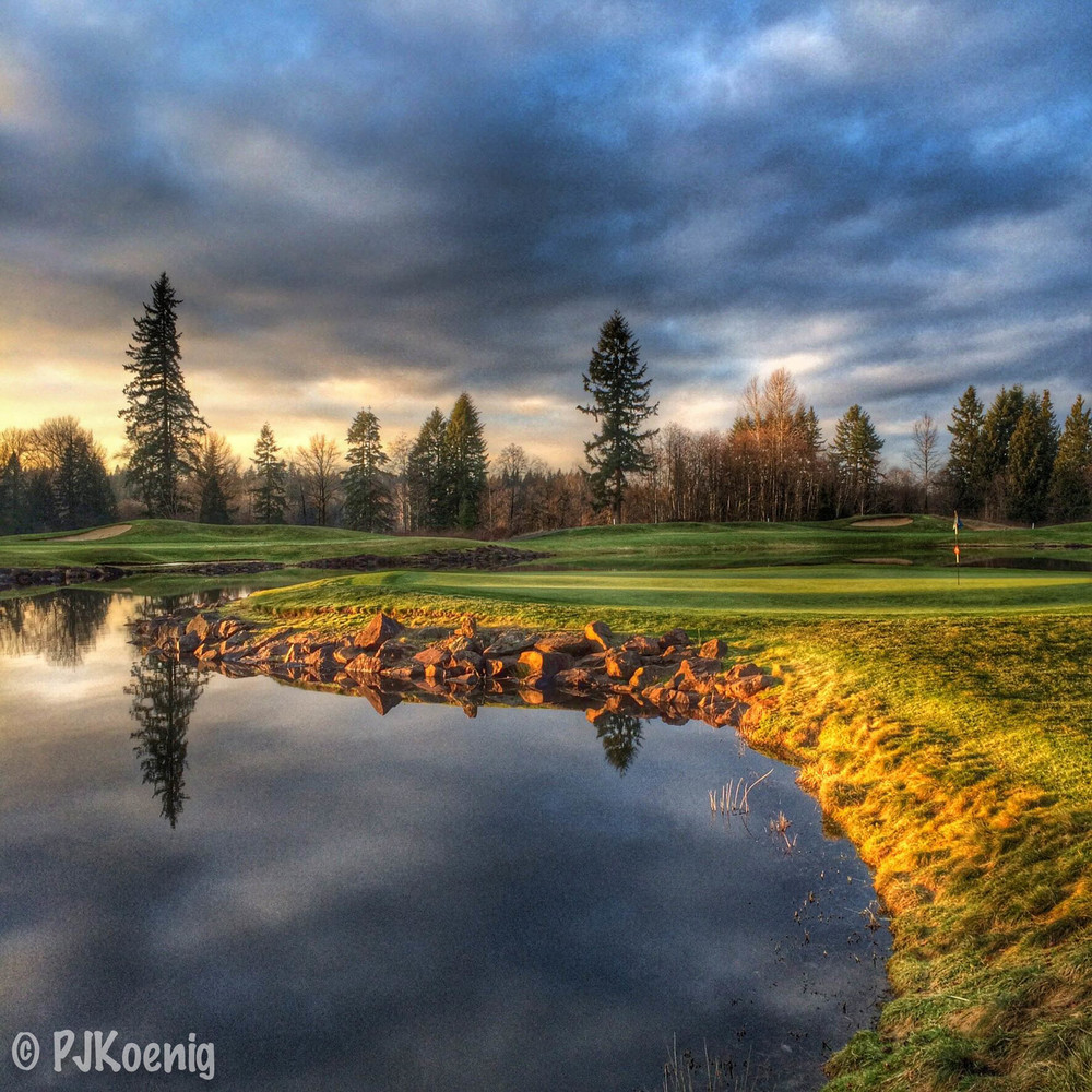 Echo Falls Golf Club - Snohomish, WA