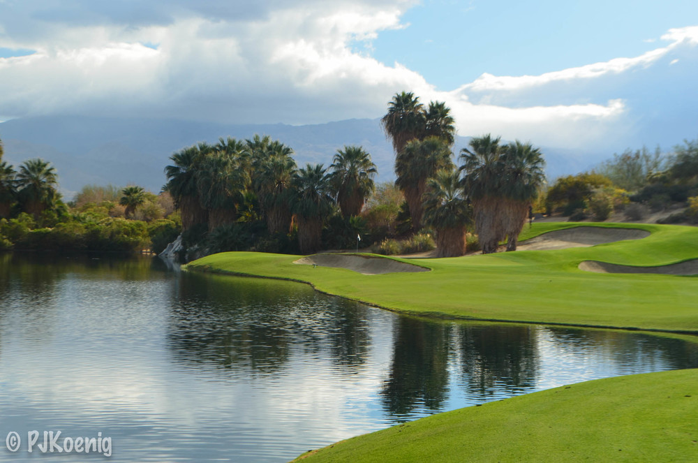 Desert Willow - FireCliff Course - Palm Desert, CA