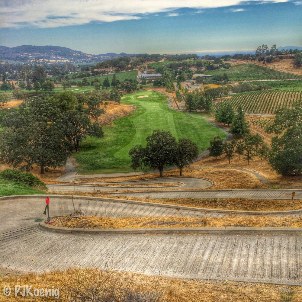 Napa Valley Country Club - Napa, CA