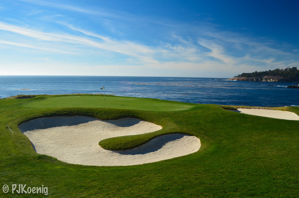 Pebble Beach Golf Links - Pebble Beach, CA