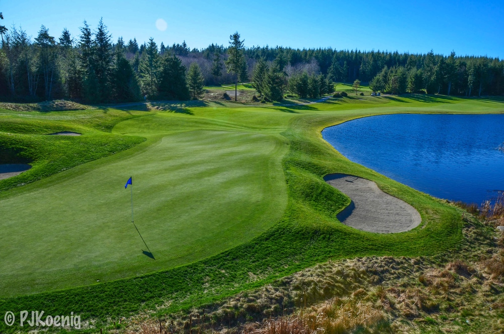 White Horse Golf Club - Kingston, WA