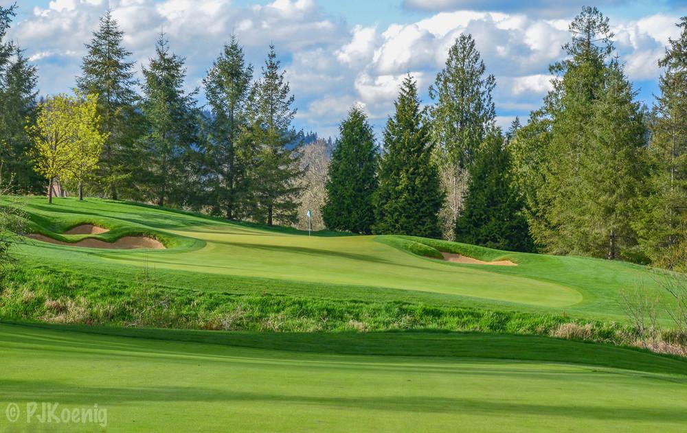 Aldarra Golf Club - Sammamish, WA