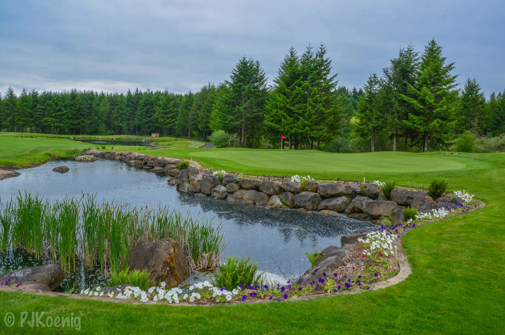 Trophy Lake Golf & Casting - Port Orchard, WA