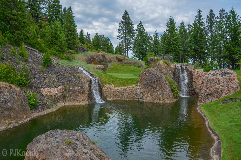 The Golf Club at Black Rock - Coeur d' Alene, ID