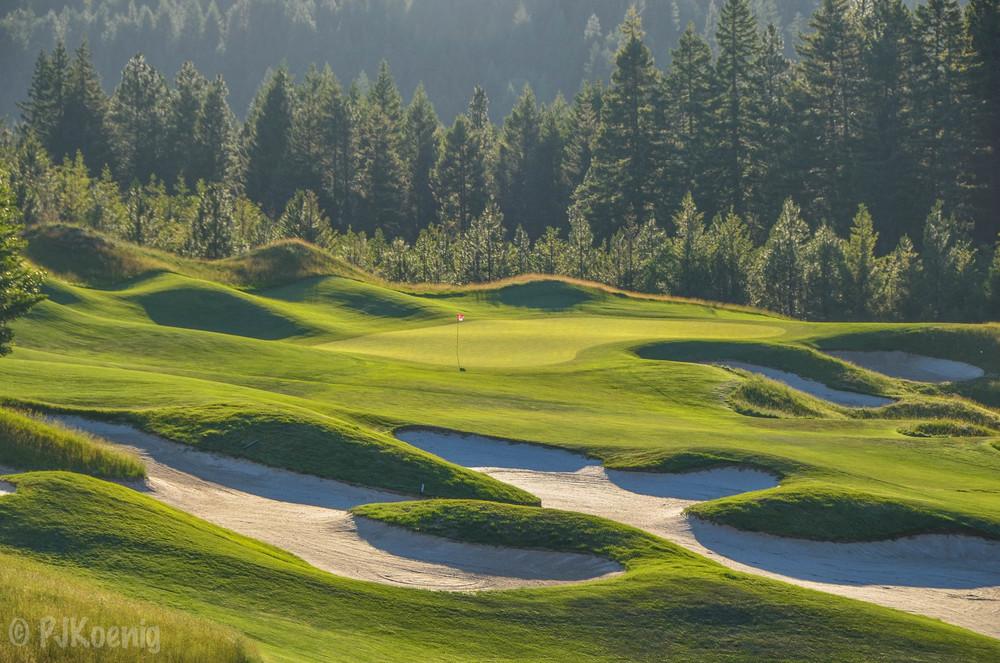 Prospector Golf Course - Cle Elum, WA