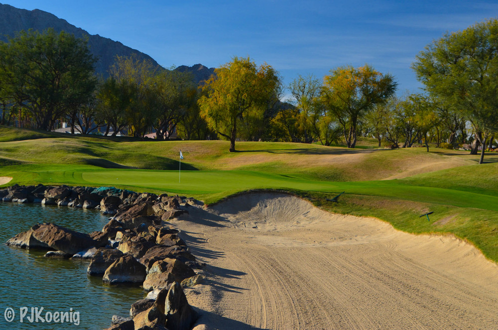 The 10th at PGA West