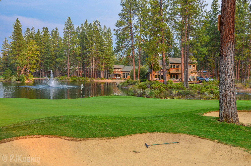 Widgi Creek Golf Club - Bend, OR