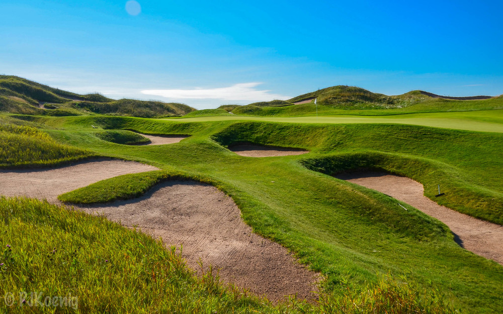 Whistling Straits, Irish Course - Sheboygan, WI
