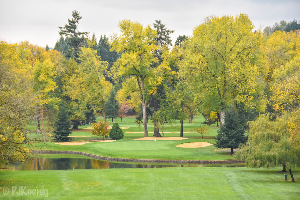 Portland Golf Club - Portland, OR