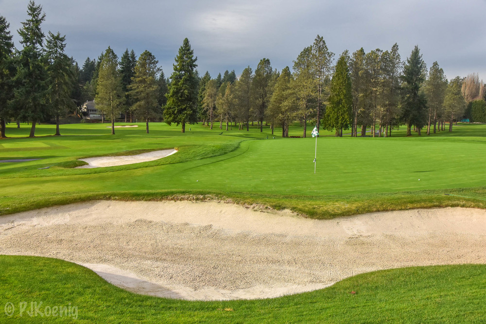 Glendale Country Club - Bellevue, WA