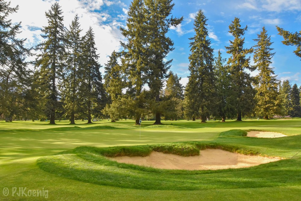 Tacoma Country Club - Tacoma, WA