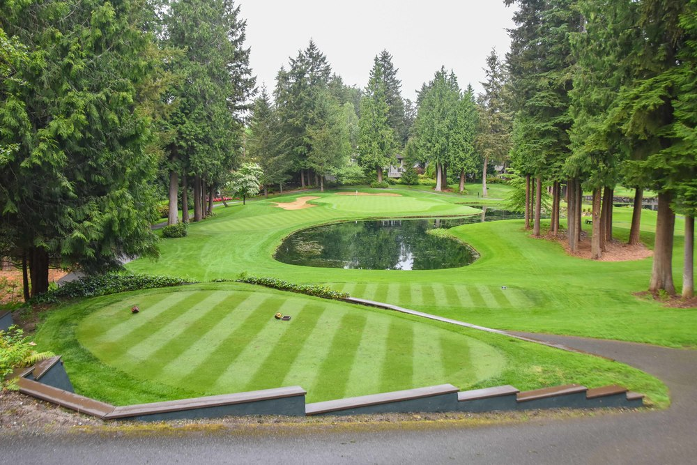 Sahalee Country Club - Sammamish, WA