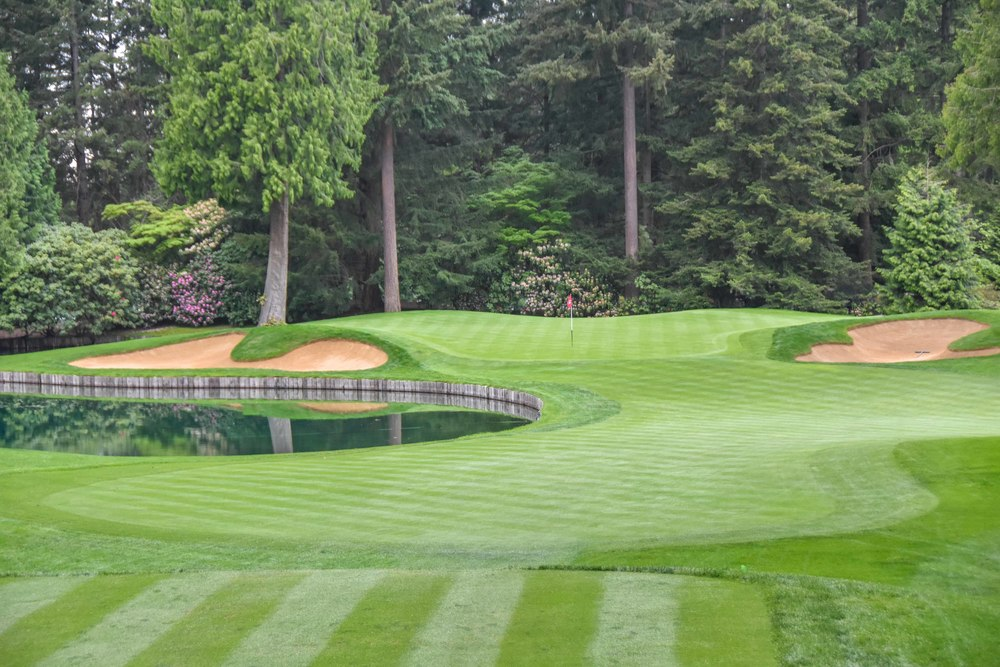 Sahalee Country Club in Sammamish