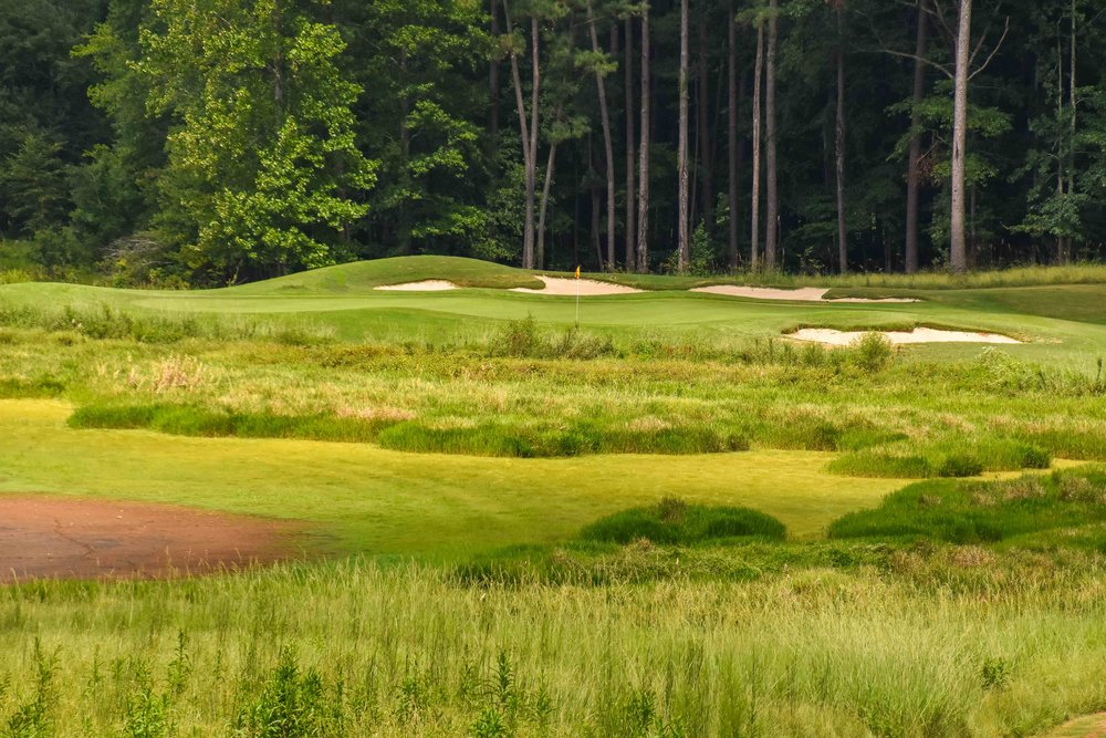 The  Links Course at Grand National  comes in at #6 on Golf Digest's Best in State rankings.