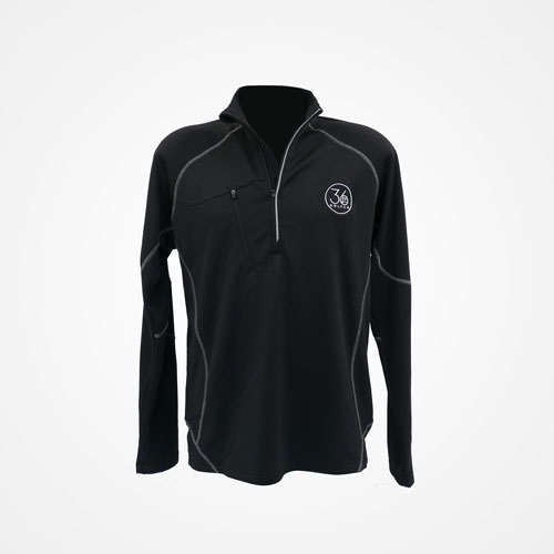 As fall golf approaches, the quarter fleece from Thirty 6ix Golf is a solid option.