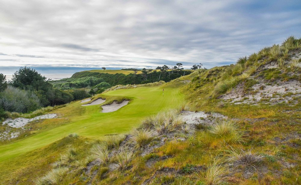 With holes like the 6th,  Bandon Preserve  is easily one of the country's best short courses.