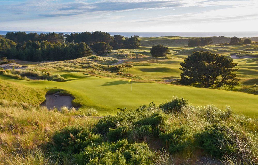 A look back on the short 16th at  Pacific Dunes .