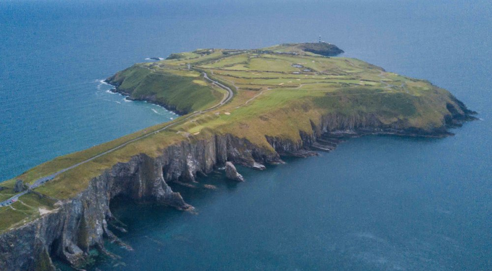 The setting for golf at Old Head is unlike any other on this planet.