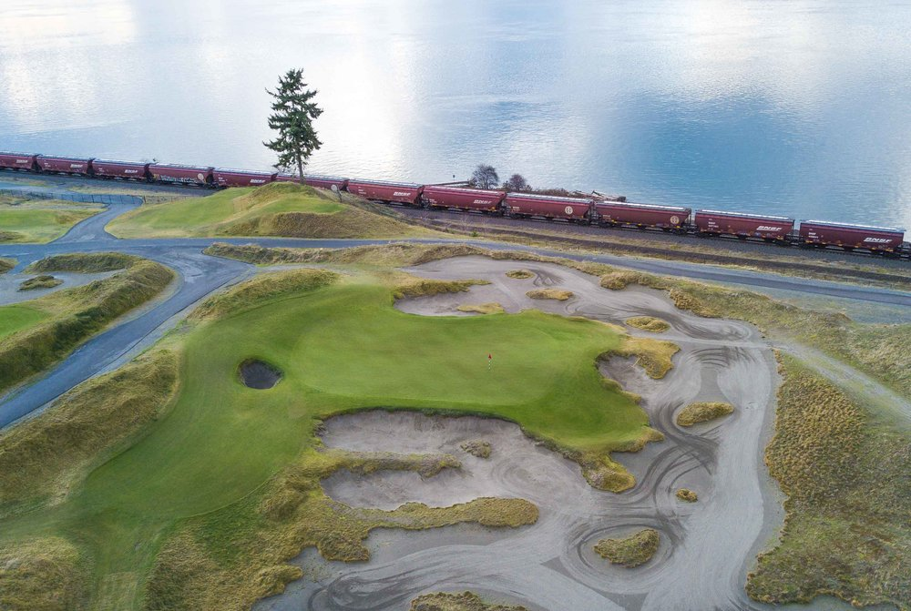 The first tour event of the season is at Chambers Bay on January 28th.