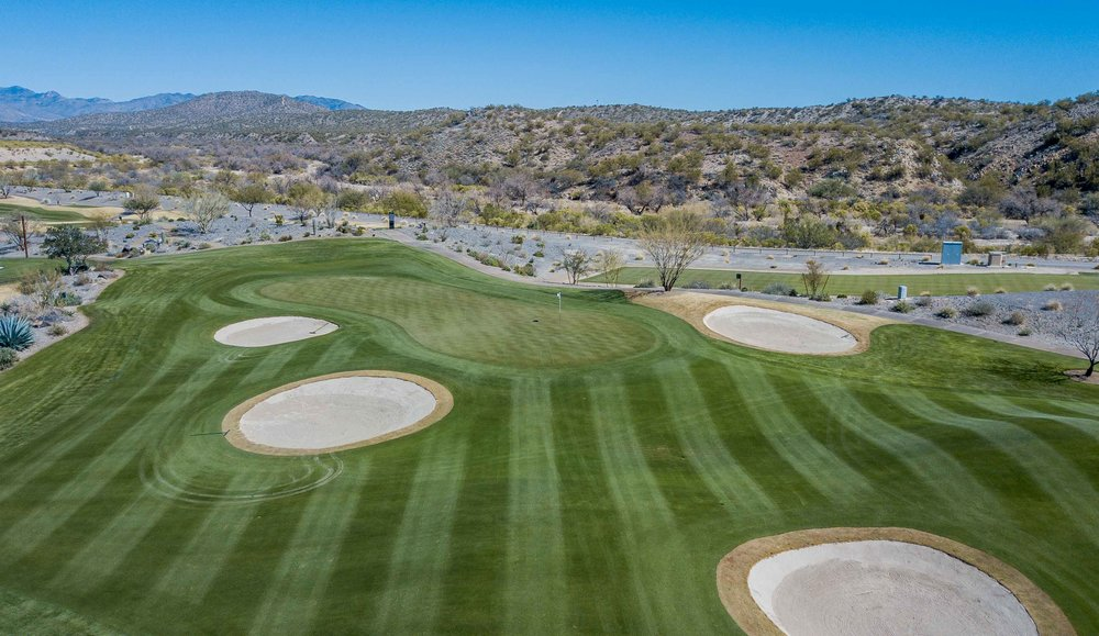 Mow game = good at Wickenburg Ranch