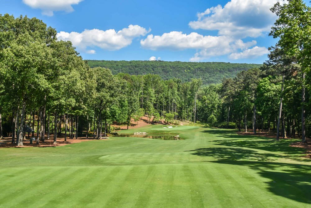 Be sure to tune into the US Women's Open this year as it heads to Shoal Creek