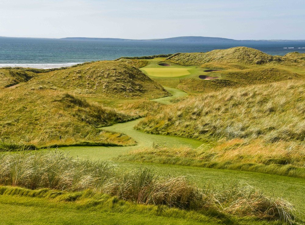 Ireland's Ballybunion