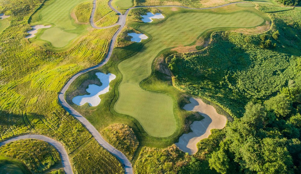 Ballyowen is another good option for the New Jersey public golfer.