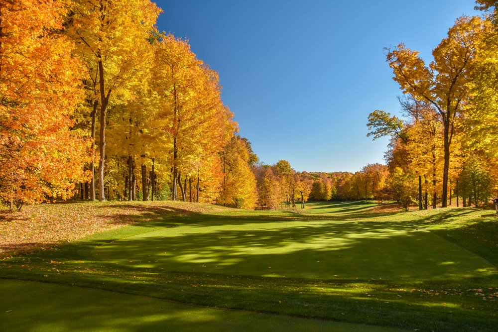 Fall in Minnesota is next level at Spring Hill Golf Club