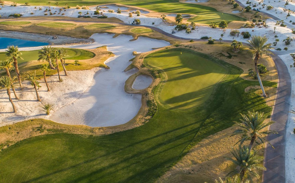 One of the best options for public golf in Las Vegas is Bali Hai Golf Club.