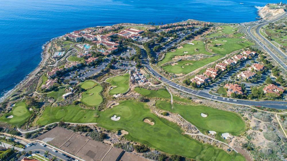 The Links at Terranea is one of the best 9 hole courses in the USA.