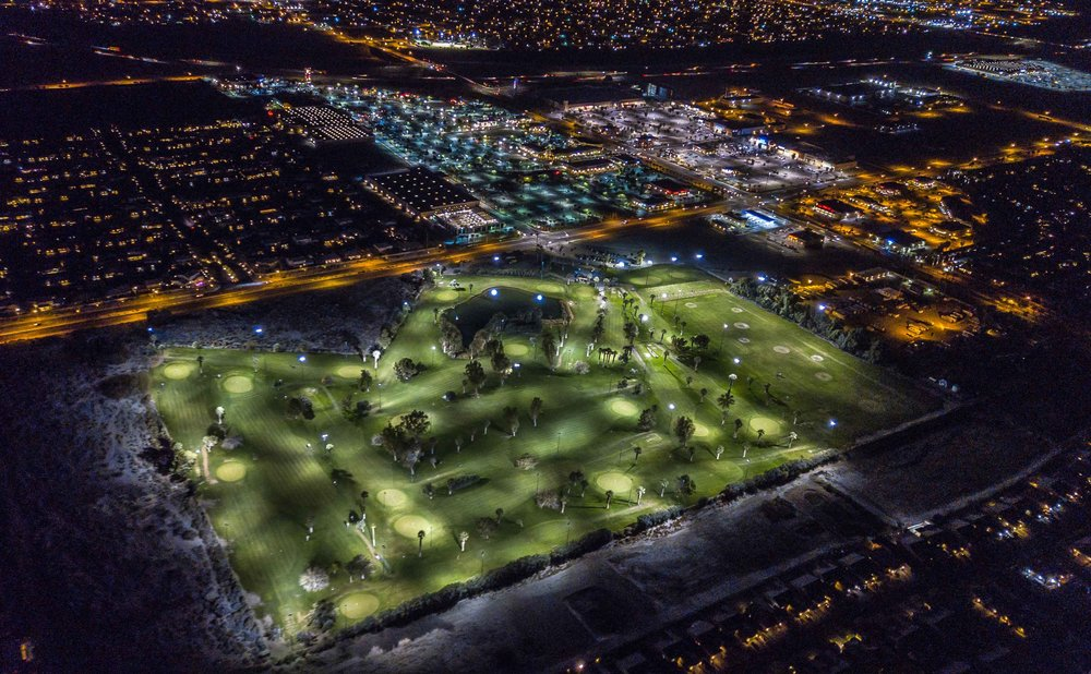 The Lights at Indio in California