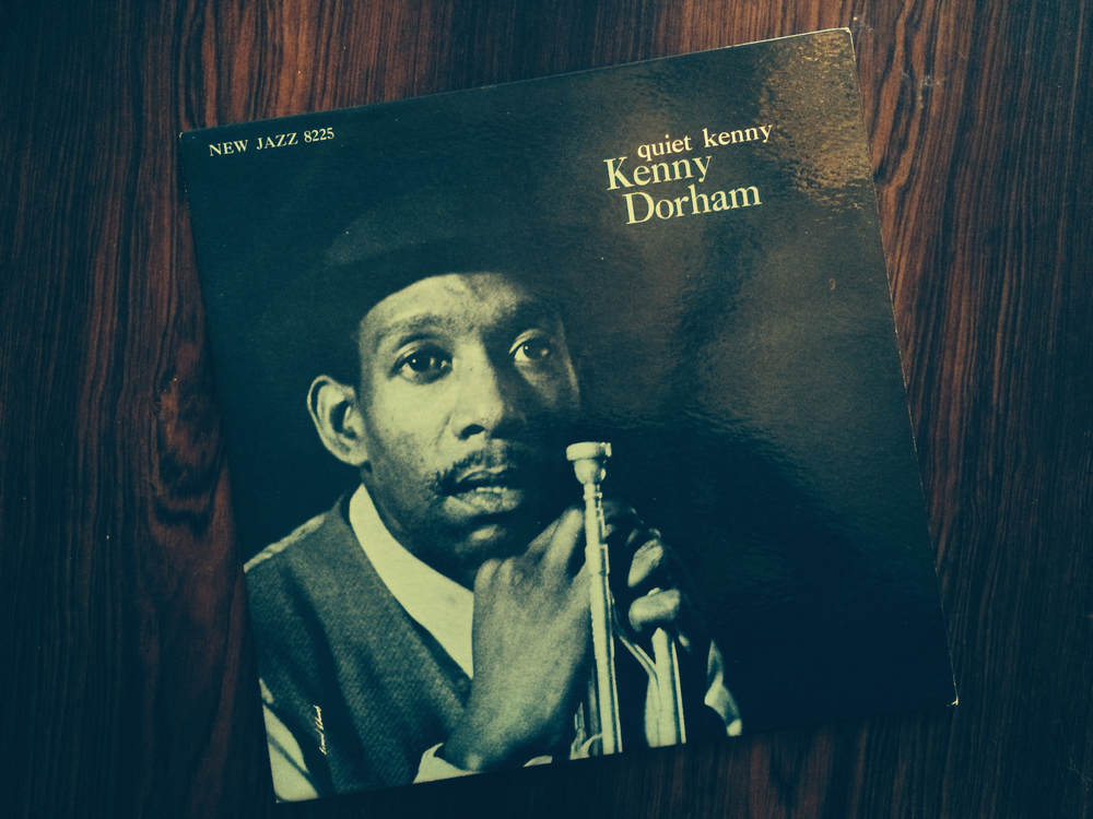 """Quiet Kenny"" by Kenny Dorham on New Jazz 8225"