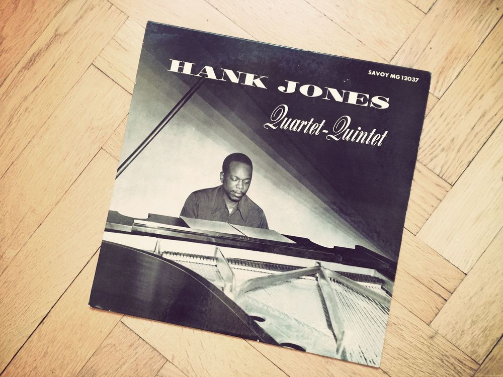 Hank Jones on Savoy