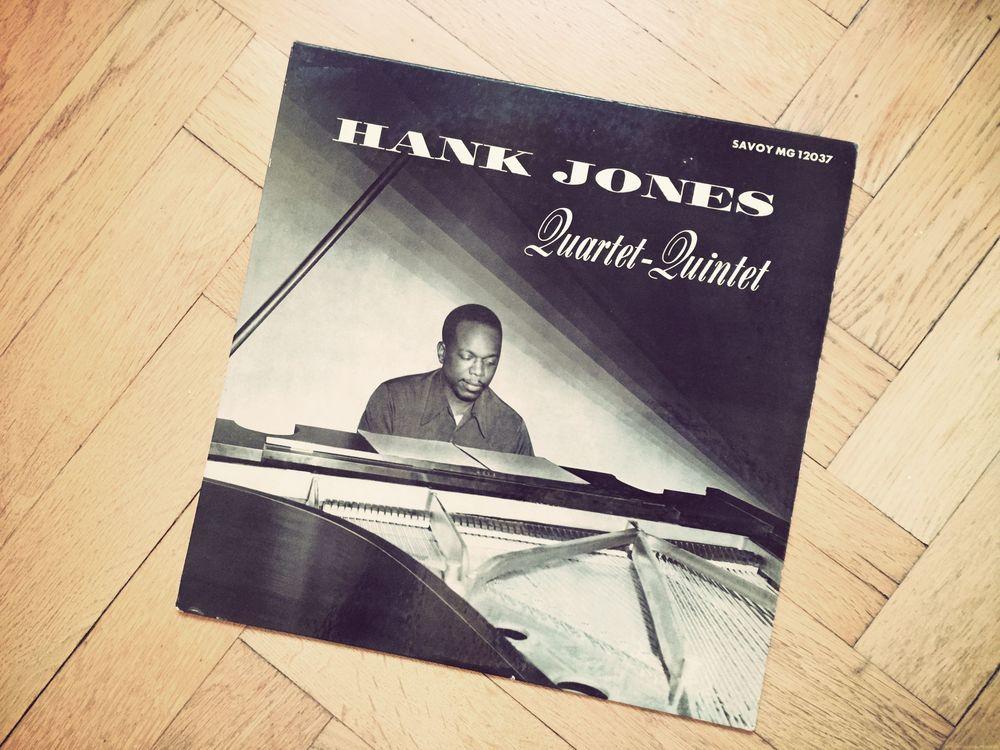 Hank Jones on Savoy