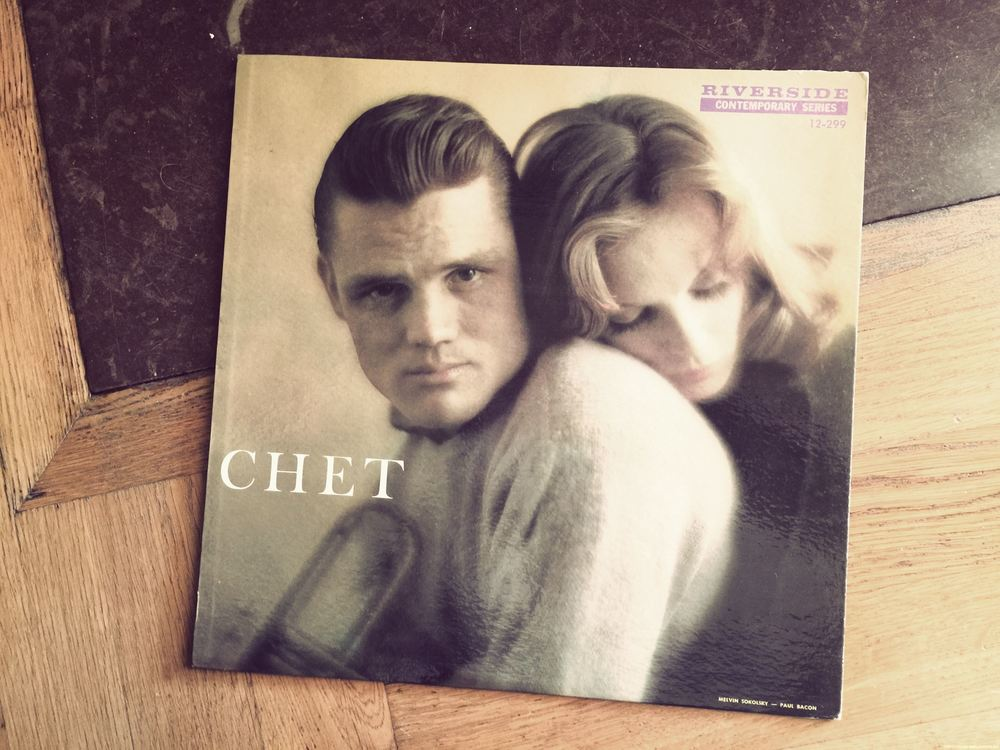 A relaxing, moody and romantic Chet album.