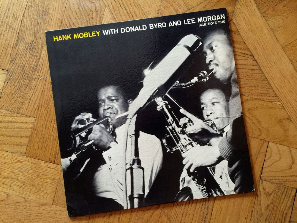 A nice Lexington label Blue Note that will not disappoint.