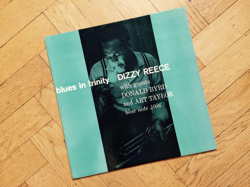 A very rare Dizzy Reece.