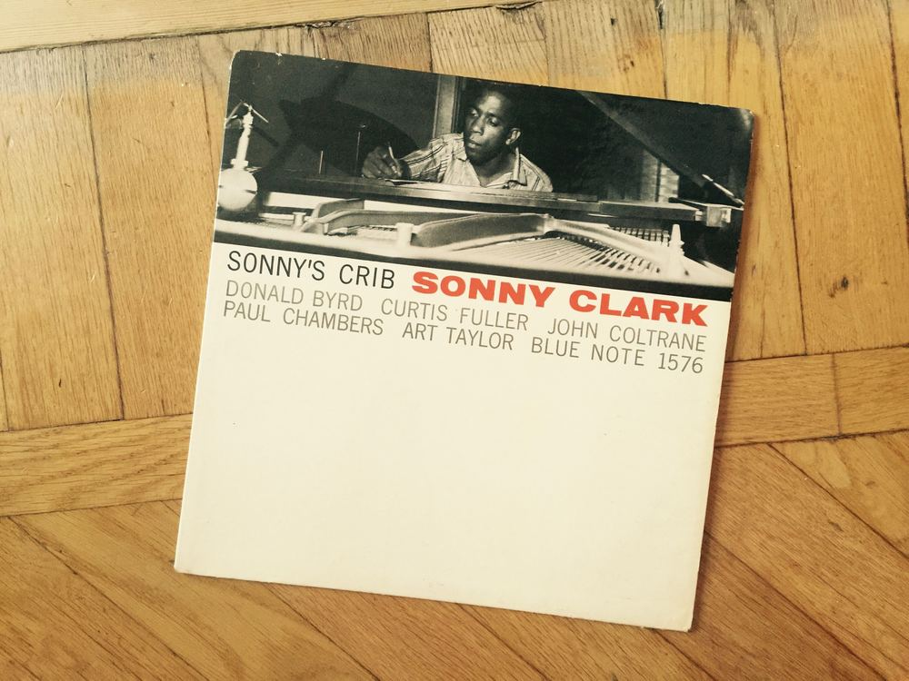 A classic, original Blue Note feat. Coltrane.