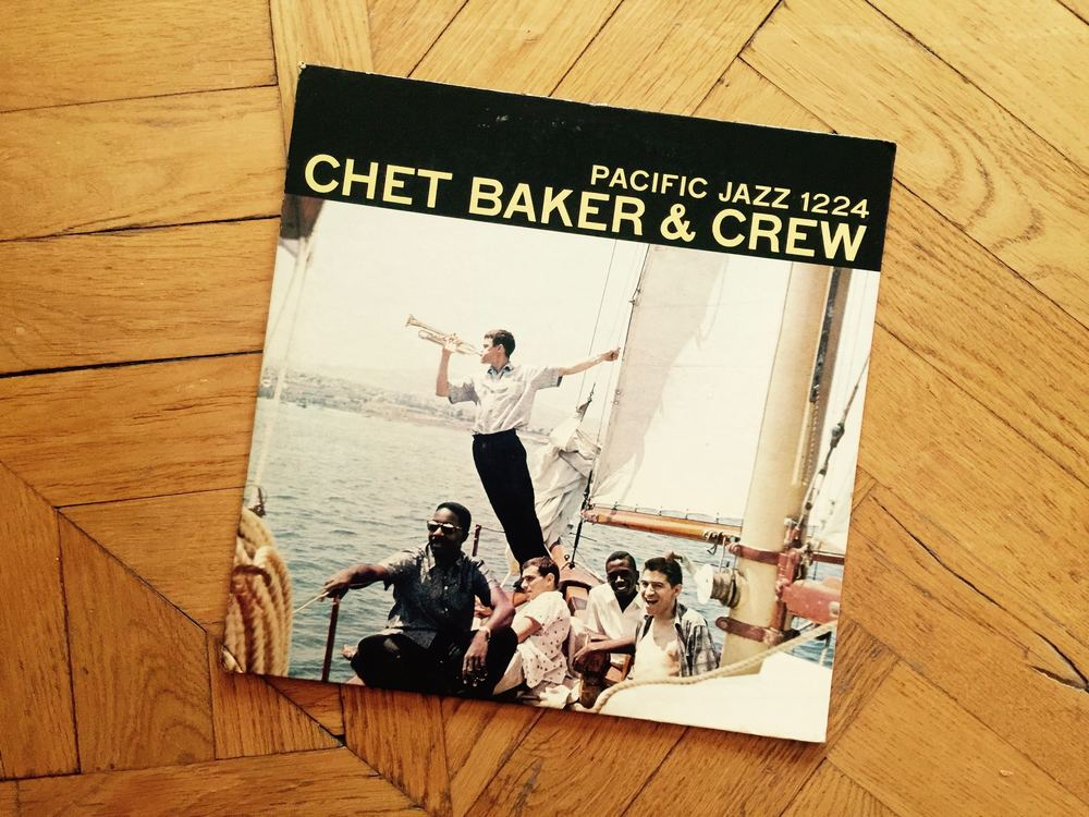 Chet and his Crew will take you on a cool, smooth ride.