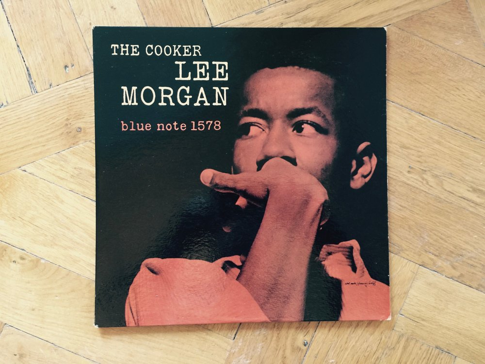 It's great, it's Lee Morgan.