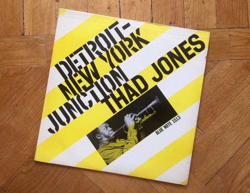 Thad Jones, with his unique style and approach, is always a treat to listen to...