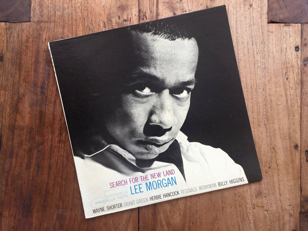 You can't go wrong with Lee Morgan.