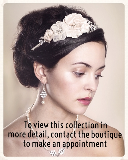 If you would like to view this collection in more detail, book an appointment to visit the boutique