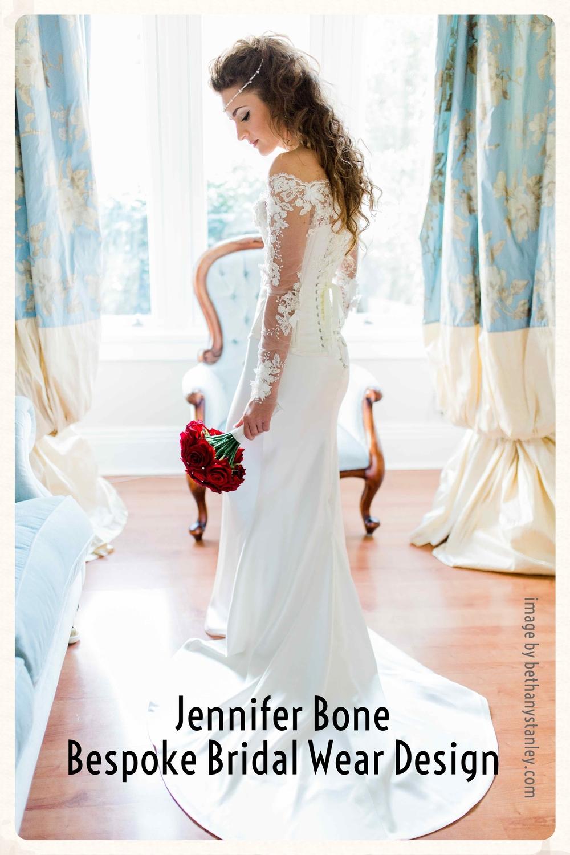 Jennifer Bone Bespoke Bridal Wear