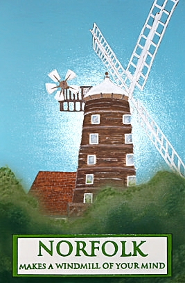 Windmill of Your Mind