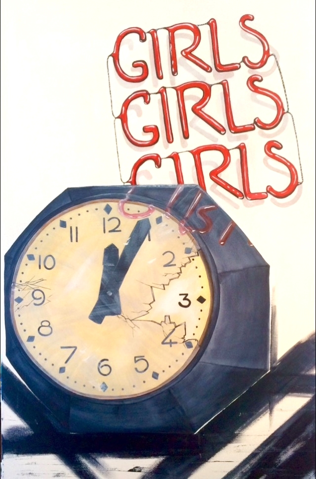 GIRLS GIRLS GIRLS - It's a matter of timing
